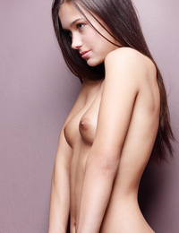 Chloe,Not So Innocent,18 year-old Chloe posing nude for the very first time.