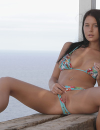 Addison,Unforgettable View Part 1,Watch stunning brunette Addison strip for you. The view is unforgettable from all angles. This is only part one.